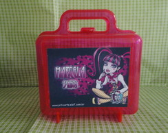 Maleta Acr�lico Monster High 5
