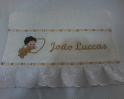 Toalha de lavabo personalizada/desenho