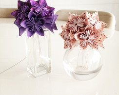 Mini Vaso de Sakuras