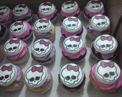 Mini Cupcake Monster High
