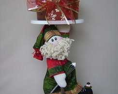 Porta Panetone Noel