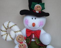 Baby Boneco de Neve