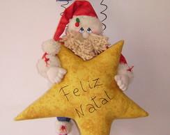 Papai Noel na Estrela