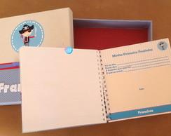Livro do Beb� (personalizado)-Piratinha