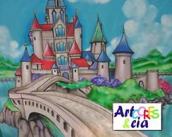 Painel Castelo da Princesa Sofia