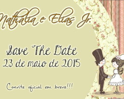 �m� 7x10 cm - Save The Date