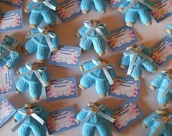 50 Lembrancinhas Macac�o em Biscuit