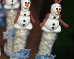 Tubete Olaf Frozen