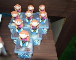 Caixinha de acr�lico Ana frozen