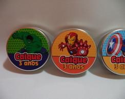 Latinha Vingadores
