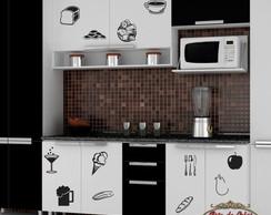 Adesivos Parede Kit Cozinha Diversos Mod