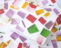 Sabonete Gelatina Colorida