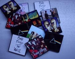 Porta copos Pink Floyd
