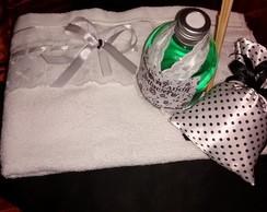 Kit toalha casamento