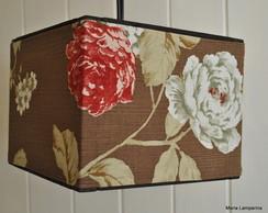 Lumin�ria de teto - pendente