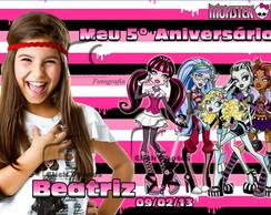 Im� de Geladeira Monster High
