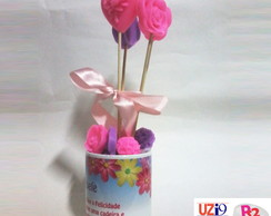Caneca personaliza + sabonete artesanal