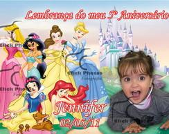 Im� de Geladeira Princesas