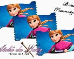 "Bala Personalizada - ""Frozen"""