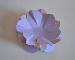 Forminha doce flor scrap
