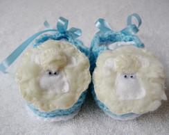 Sapato Croch� de Linha Ovelha