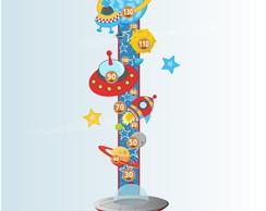 Adesivo R�gua Medidor Infantil Mod.42
