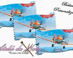 Balas Personalizadas - Avi�es