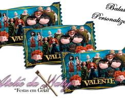 """Balas Personalizadas - """"Valente"""""""