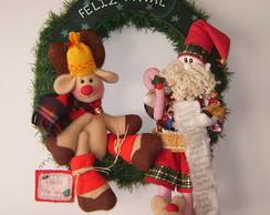Guirlanda de Noel e Rena