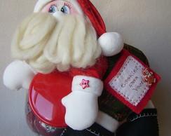 Baleiro Papai Noel