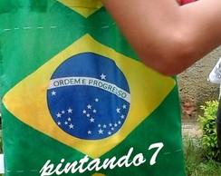 Ecobag Brasil - 30x30