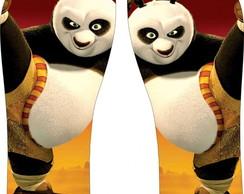 Chinelo Personalizado Kunk Fu Panda