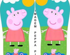 Chinelos Personalizados Peppa Pig 02