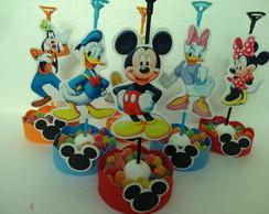Enfeite de Mesa Turma do Walt Disney