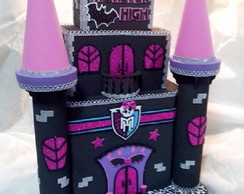 Monster High - Castelo em EVA