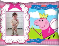 50 ALMOFADAS COM FOTO PEPPA PIG