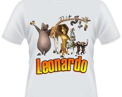 Camiseta Madagascar