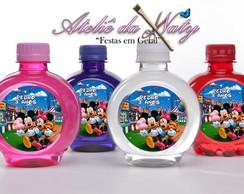 Adesivo �gua Ouro Fino - Mickey e Minnie