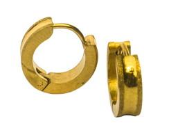 argola a�o dourada