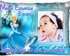 50 ALMOFADAS COM FOTO PRINCESAS BABY
