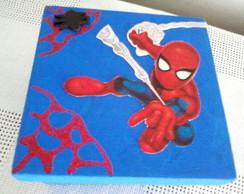 Caixa do Homem Aranha