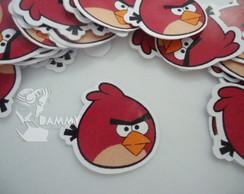Apliques recorte especial Angry Birds