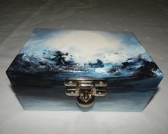 Porta-baralho (deckbox) C�lera de Deus