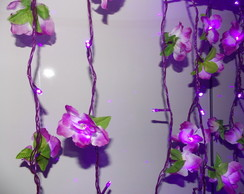 Fairy Lights - LED Roxo