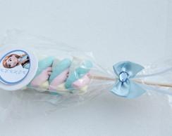 Pirulito de Marshmallows Personalizado