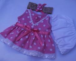 kit de roupa para baby alive
