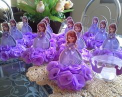 Centro de mesa Princesa Sofia 1