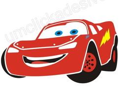 Adesivo carro infantil Mcqueen 2- 100cm