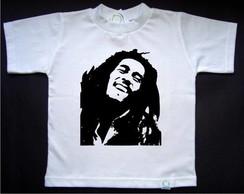 Camisetinha Bob Marley