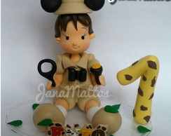Topo Safari Mickey